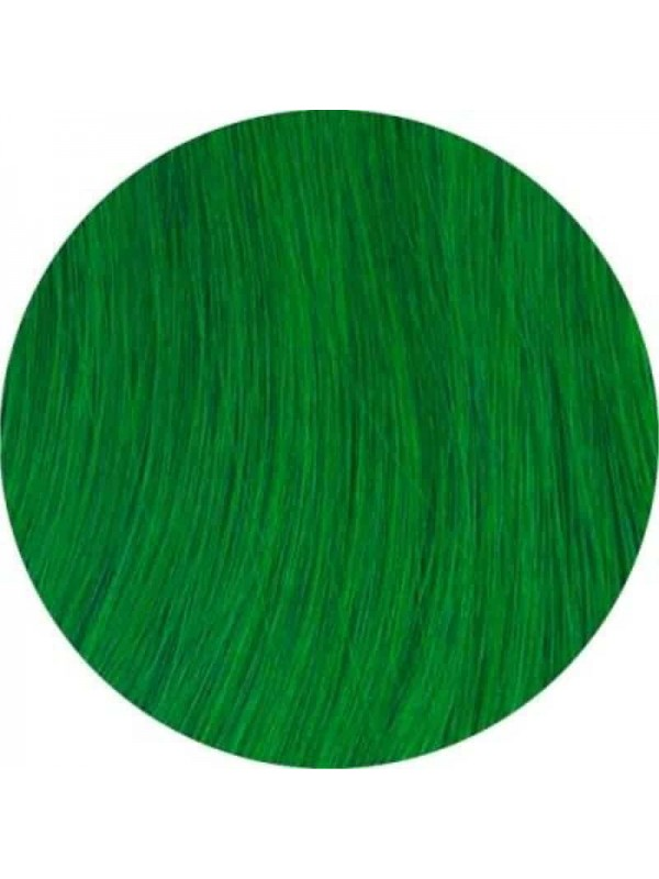 Coloration Semi Permanente Pour Cheveux Crazy Color Emerald Green