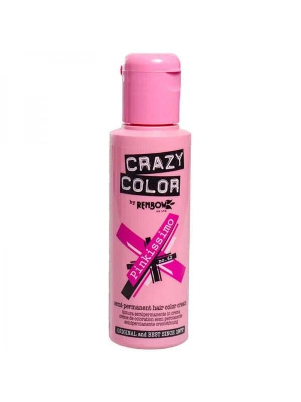 Coloration Semi Permanente Pour Cheveux Crazy Colo...