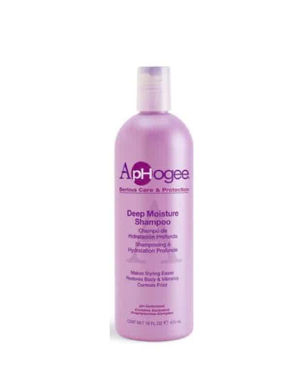 Deep Moisture Shampoo Aphogee 473ml