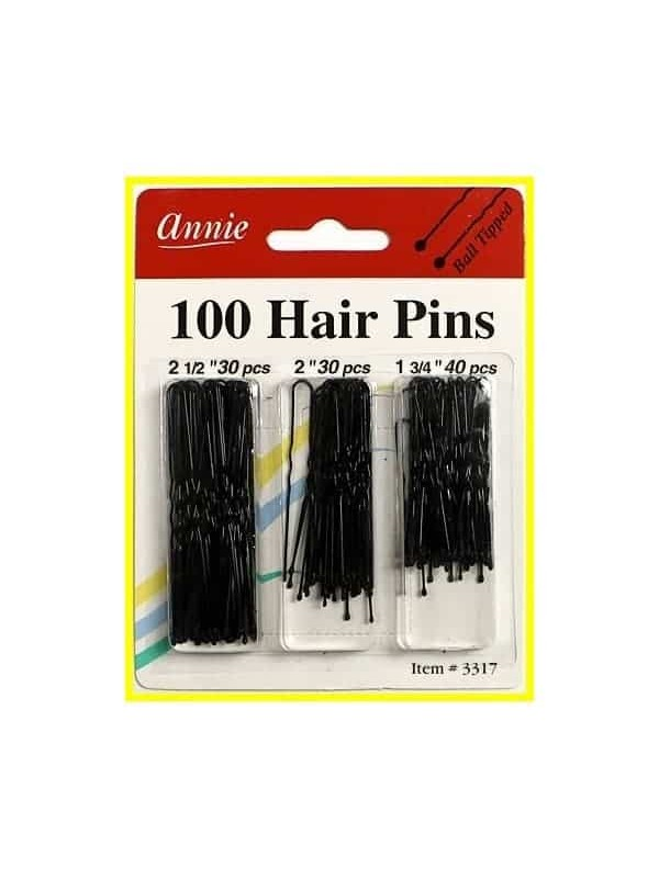 "Epingles Neige 3 Formats X100 ""Hair Pin Combo..."