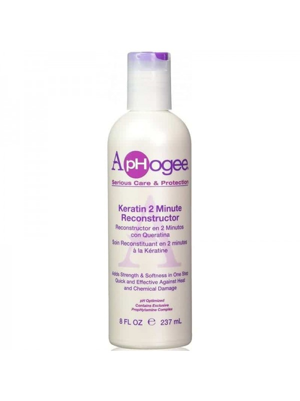Keratin 2 Minute Reconstructor Aphogee 237ml