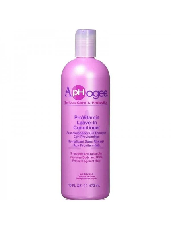 Pro-vitamin Leave-in Conditioner Aphogee 473ml