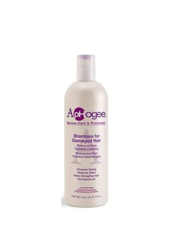 Shampoo for Damaged Hair Aphogee 473ml