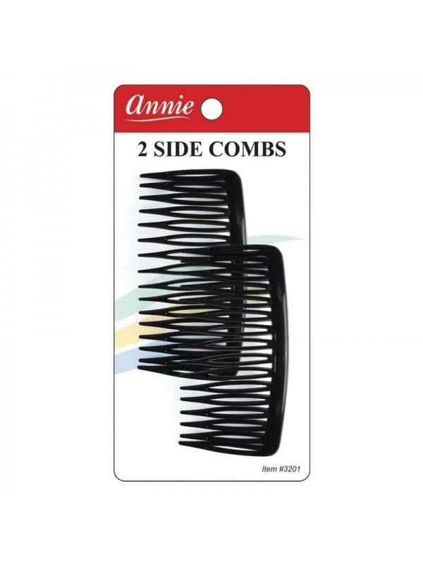 Two Side Combs Large 3201 Annie