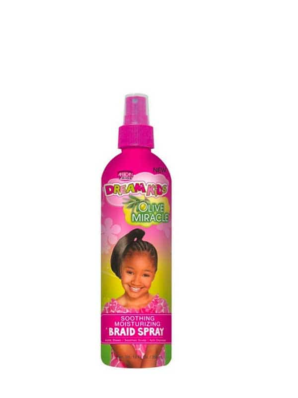 African Pride Dreams Kids Braids sheen Spray
