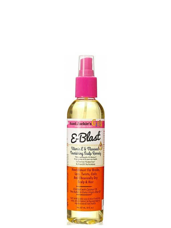 Girls E-Blast Nourishing Scalp Remedy 237ml Aunt Jackie's