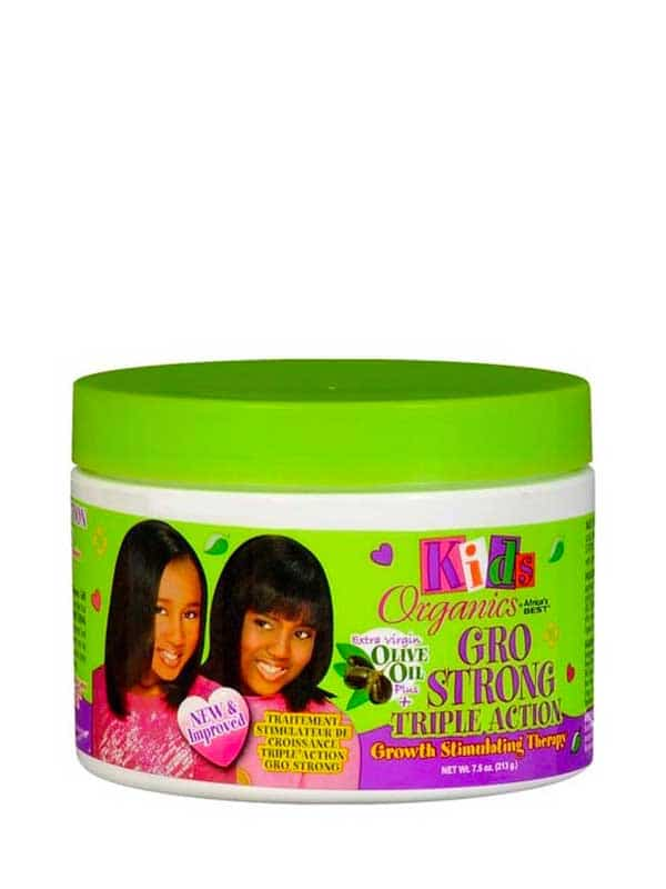 Kids Organics Gro Strong Triple Action 222 Ml Afri...