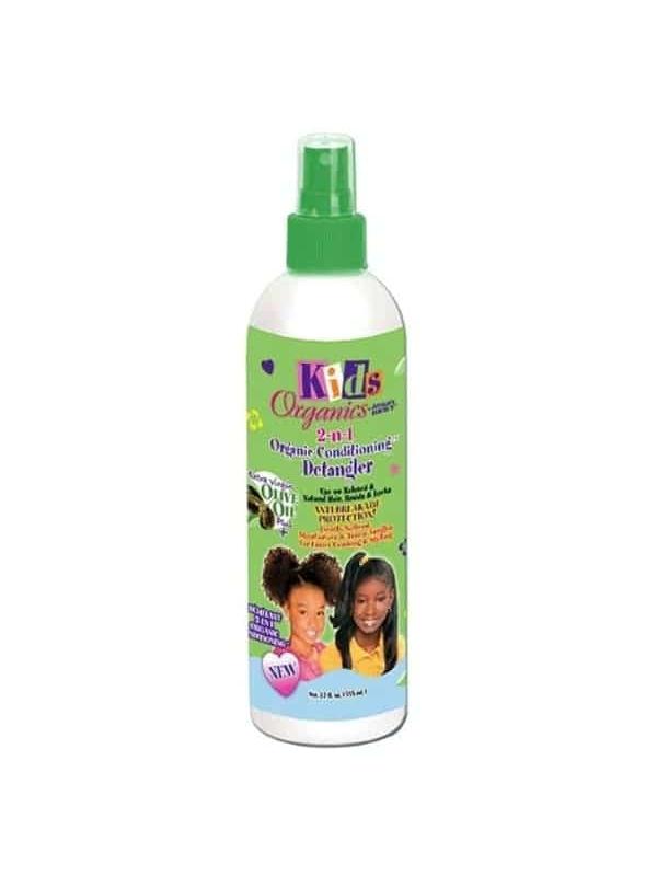 Après-shampooing Démêlant À L'huile D'olive (Detangler) 355ml