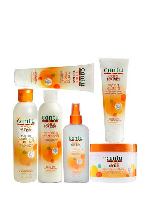 Cantu Care for Kids Gamme Complète