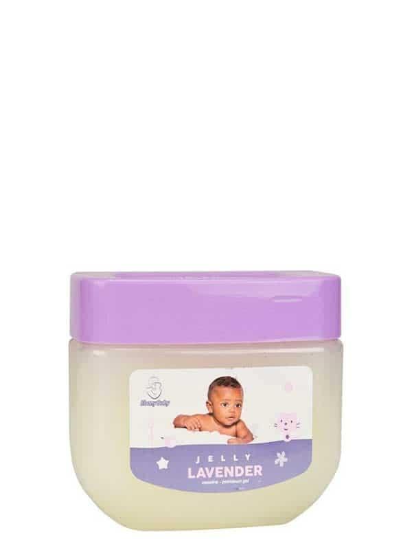 Gel Vaseline À La Lavande 368 G Ebony Baby