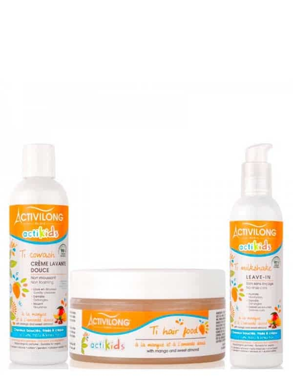 Pack Ti Wash And Go Actikids, Activilong