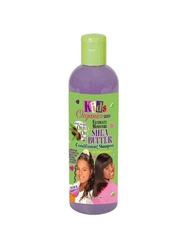 Shampooing Revitalisant Au Karité (Shea Butter) 3...