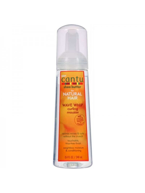 Wave Whip Curling Mousse 248ml Cantu