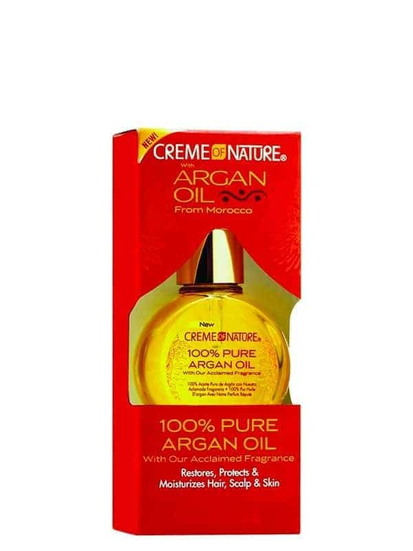 100% Pure Argan Oil 29ml Creme of Nature