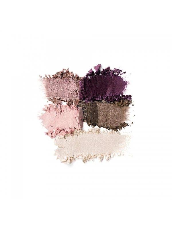 Palette 5 couleurs Fards à paupières sculptants Pure Color Envy d'Estée Lauder 7g Désir de groseille