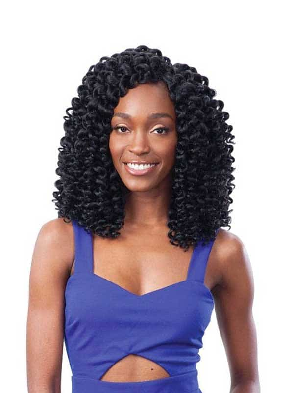 FreeTress 2x Wand Curl Braid