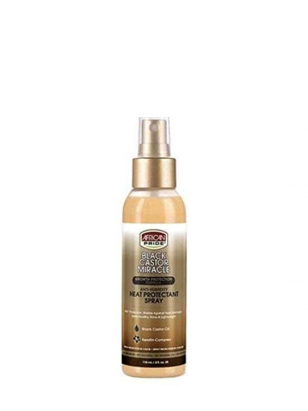ANTI-HUMIDITY HEAT PROTECTANT SPRAY