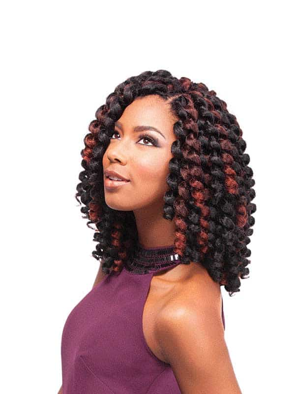 African Collection Jamaican Bounce 26″