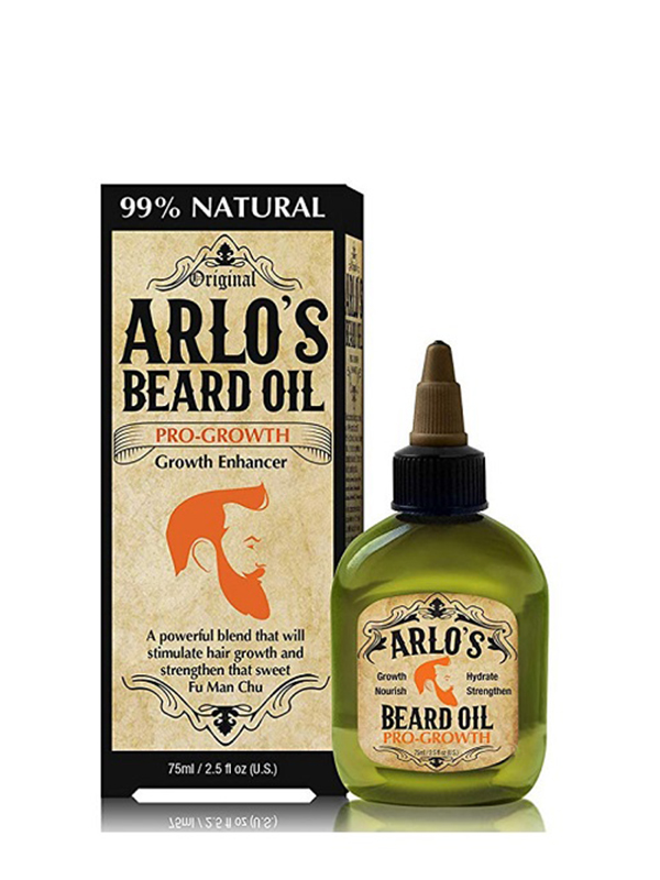 Arlo's Original Beard Oil Pro-Growth Growth Enhancer