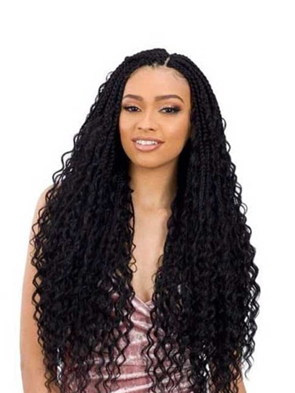 Free Tress Boho Hippie Braid 22″