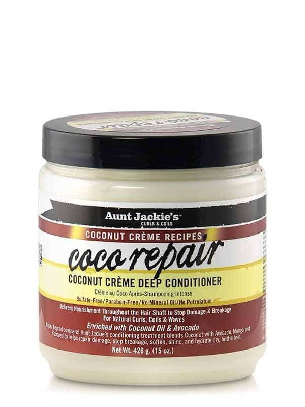 Coco Repair Coconut Crème Deep Conditioner 426g A...