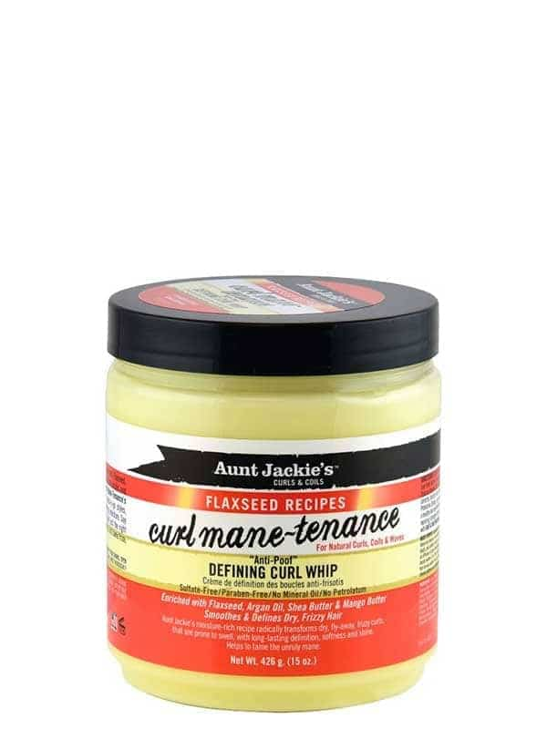 Curl Mane-Tenance Defining Curl Whip 426g Aunt Jac...