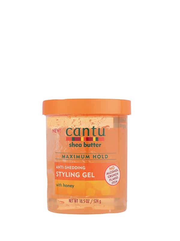 Cantu Anti-Shedding Styling Gel with Honey