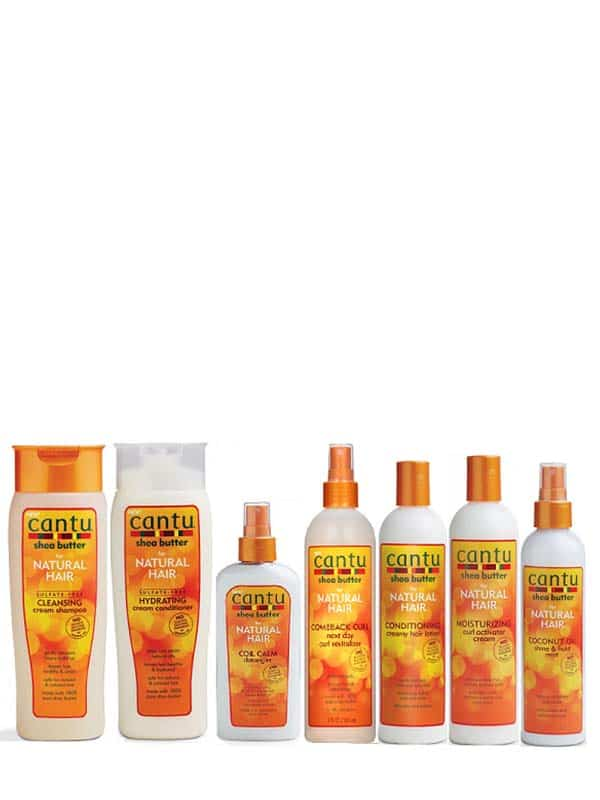 Cantu Shea Butter Natural Hair Gamme Perfect Curls