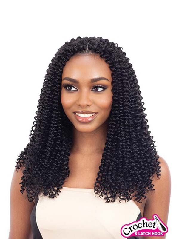 Crochet Braid Water wave 14″ Freetress
