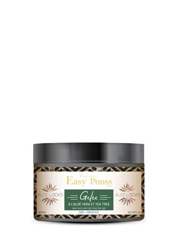 Aloé Locks - Gelée À L'aloé Véra et Tea Tree 300ml Easy Pouss