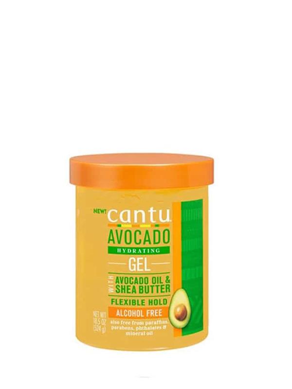 Gel Coiffant Cantu Avocado Hydrating Gel