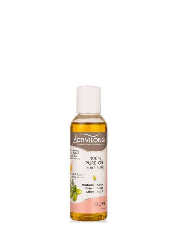 Huile Pure D'olive 75ml Activilong Natural Oils