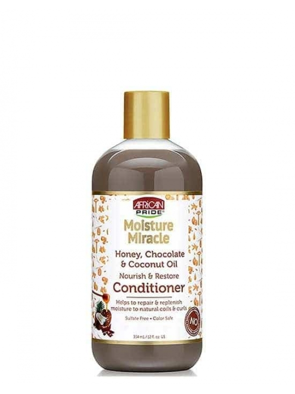MOISTURE MIRACLE HONEY, CHOCOLATE & COCONUT OI...