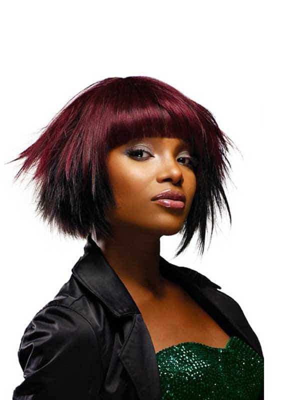 Premium Too Human Hair Yaki Natural Weaving