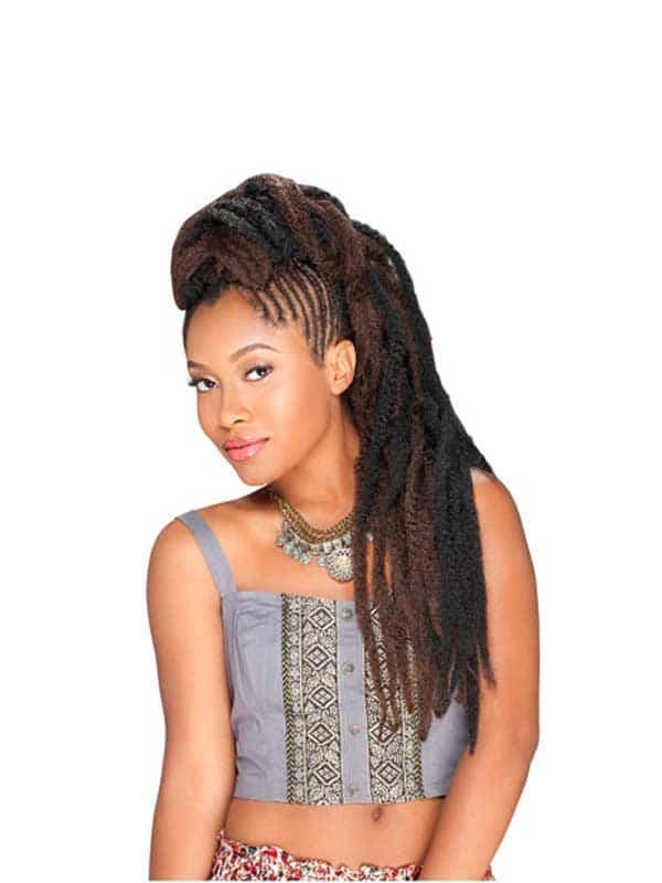 Sensationnel Afro Soft n' Silky braid