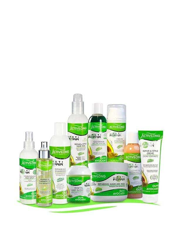 Actirepair Range