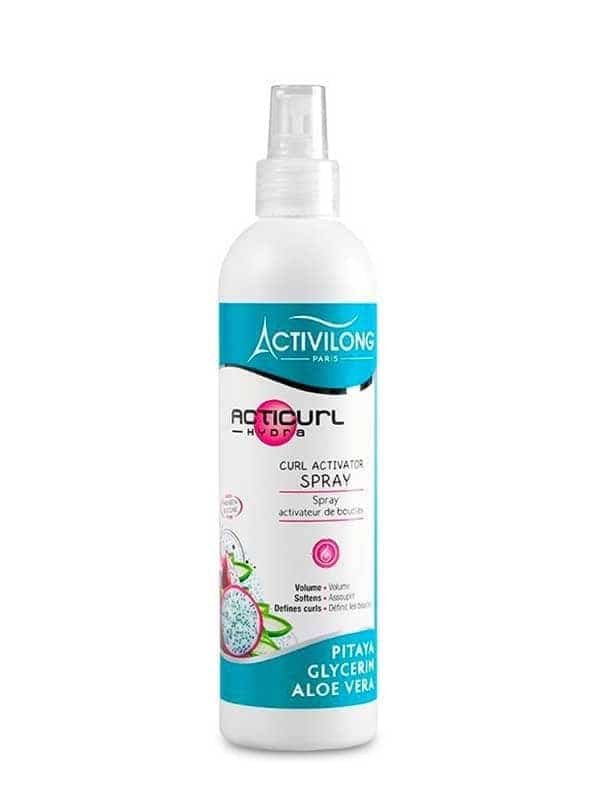 Activilong Acticurl Hydra Spray Activateur de Bouc...