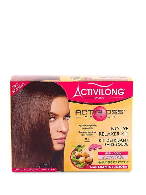 Activilong Actigloss Nourish Kit Défrisant