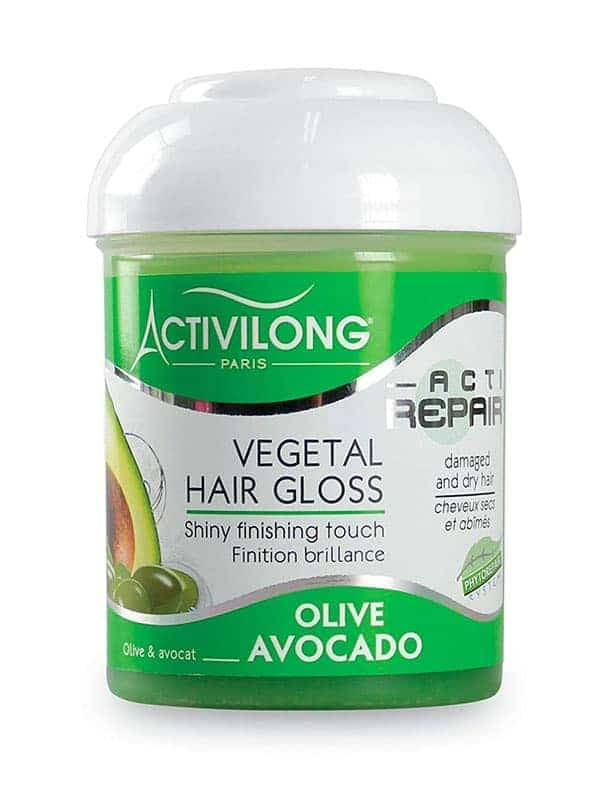 Activilong Actirepair Brillantine Végétale Hair ...