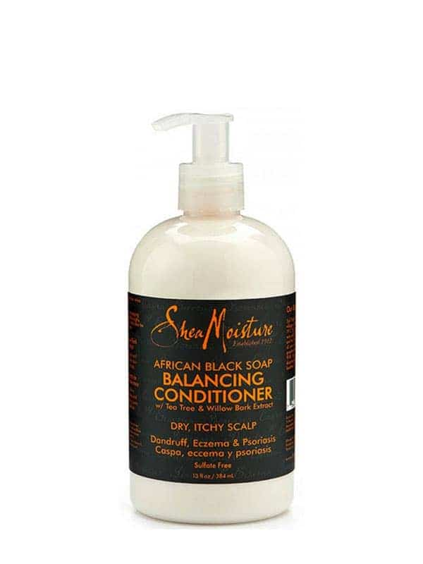 African Black Soap Balancing Conditioner 384ml She...