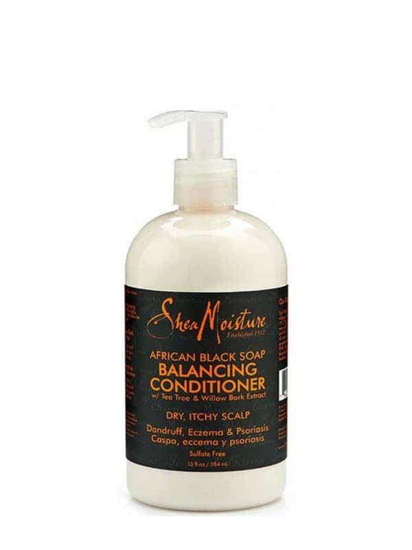 African Black Soap Balancing Conditioner 384ml Shea Moisture