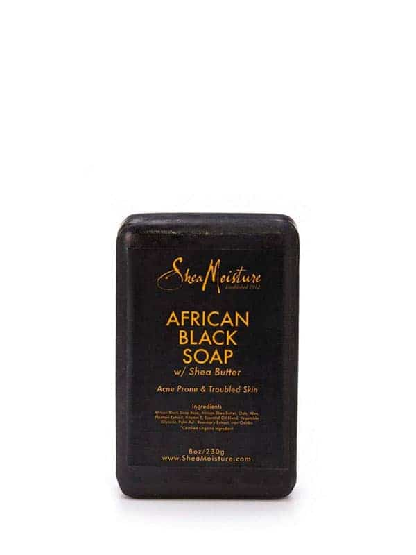 African Black Soap With Shea Butter 230 G, Shea Mo...