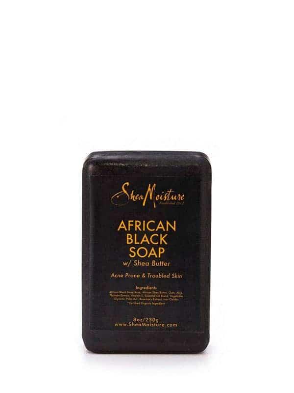 African Black Soap With Shea Butter 230 G, Shea Mo...
