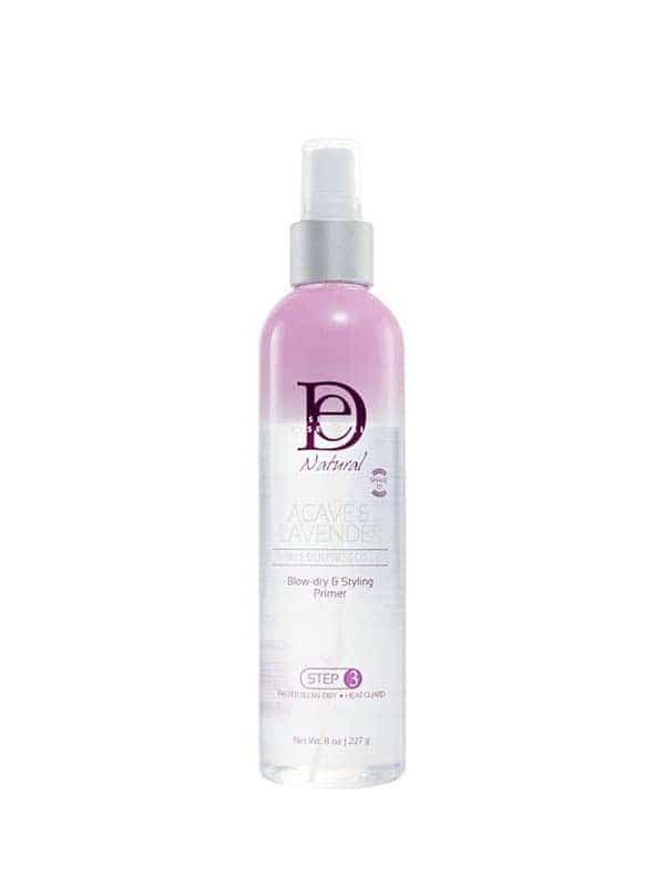 Agave & Lavande Primeur Hydratant Brushing Et Coiffage 227g Design Essentials