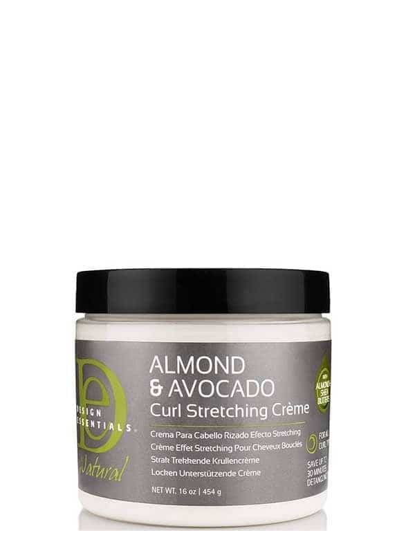 Almond Avocado Curl Stretching Crème 454g Design ...