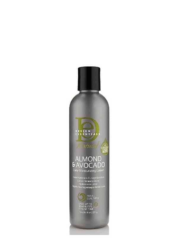 Almond Avocado Daily Moisturizing Lotion 227g Design Essentials