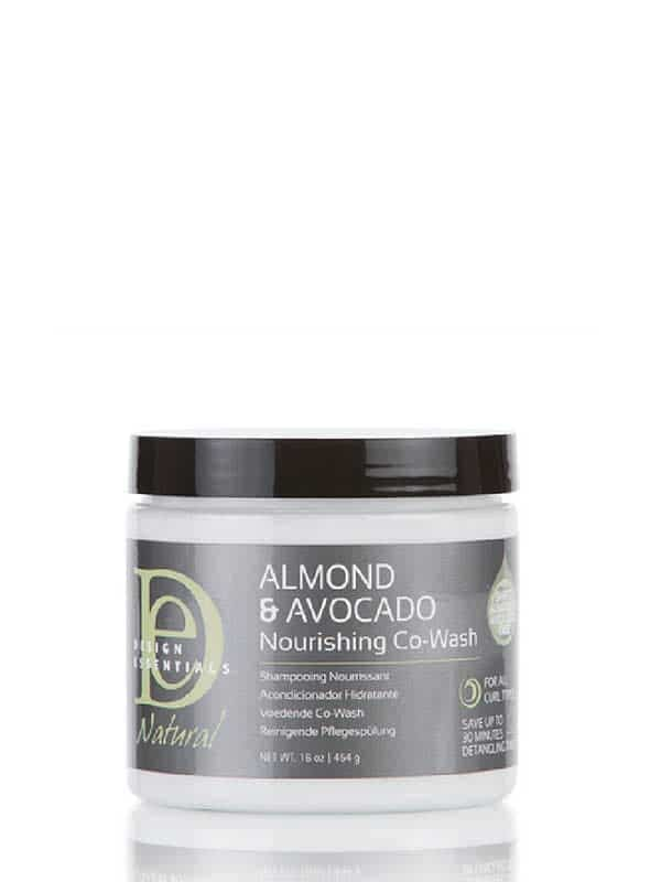 Almond Avocado Nourishing Co-wash 454g Design Esse...