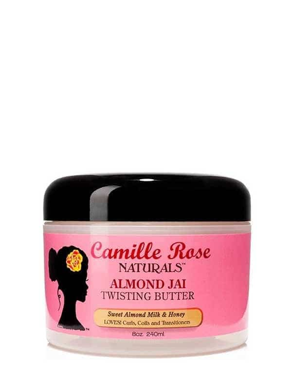 Almond Jai Twisting Butter 240ml Camille Rose Natu...