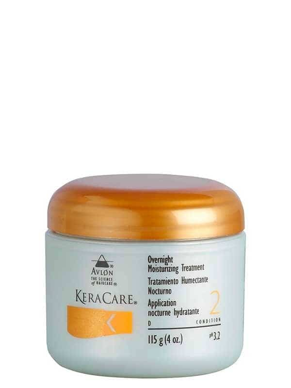 Application Nocturne Hydratante 115ml Keracare