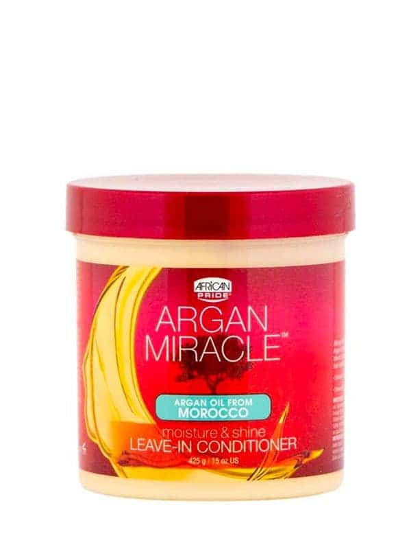 Argan Miracle Après-shampooing Démêlant Sans Ri...